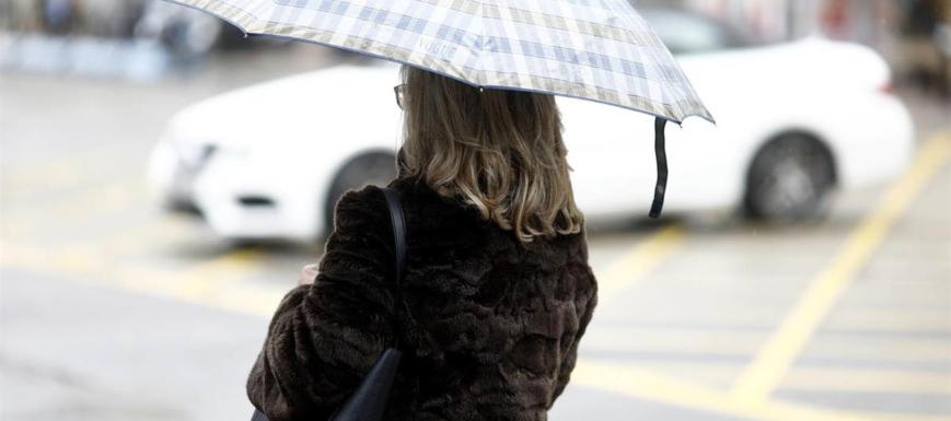 Llegan las lluvias a Castilla-La Mancha