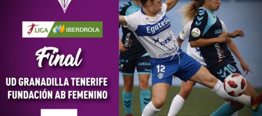 El Fundación Albacete Femenino perdió en Tenerife y ya está en puesto de descenso