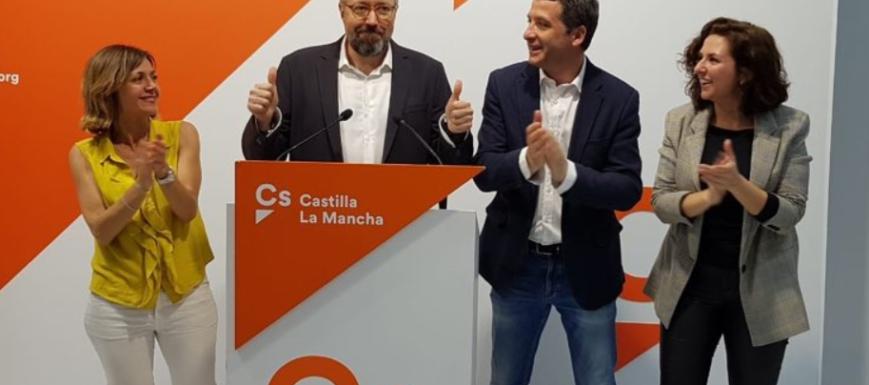 Juan Carlos Girauta aseguró que a Ciudadanos solo le queda crecer