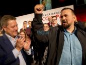 Juan Ramón Amores arrasa en La Roda y será el primer alcalde con ELA