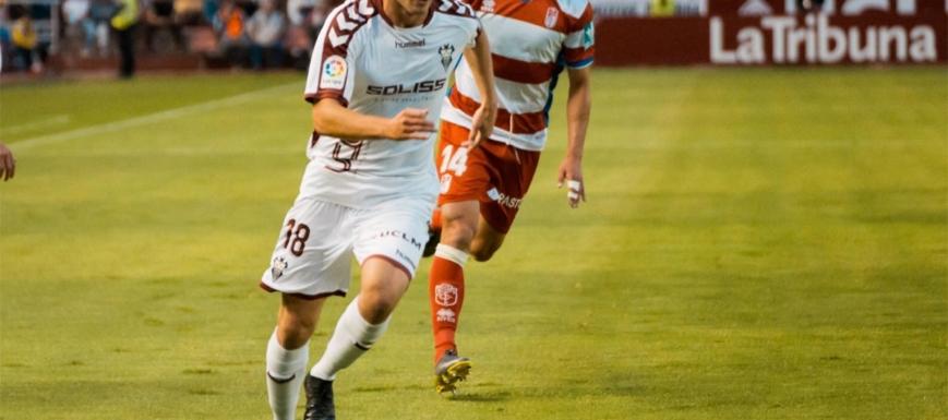 Álvaro Peña se queda con lo bueno de la derrota contra el Granada