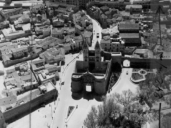 La experiencia de fotografiar desde el aire el Toledo de los años 50