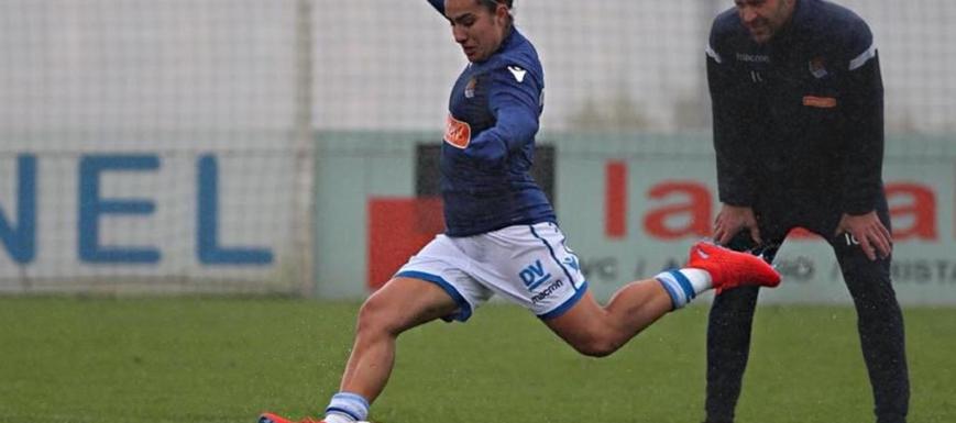 Carla Bautista, una realidad del futbol femenino