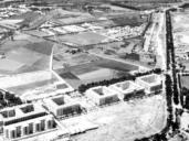 Las espectaculares fotografías aéreas del Toledo de los años 50