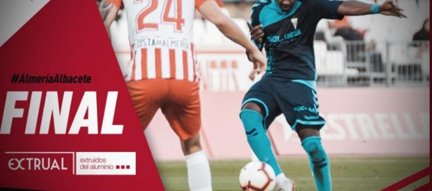 El Albacete se despidió de la fase regular de la liga con una derrota severa