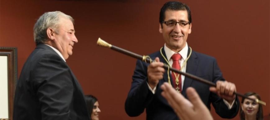 José Manuel Caballero, reelegido presidente de la Diputación de Ciudad Real