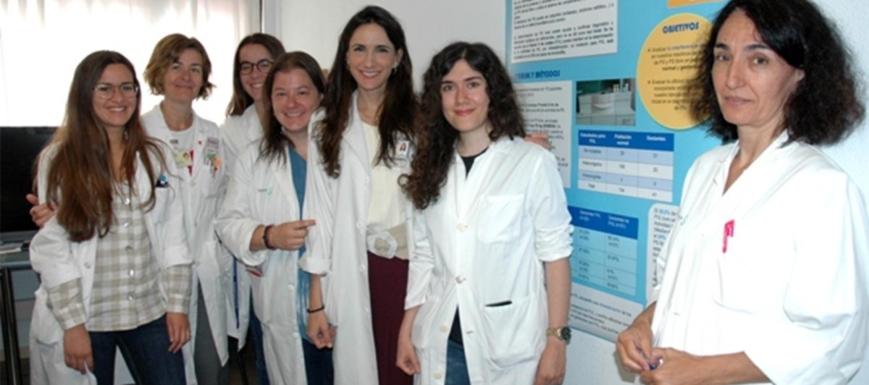 El Hospital de Guadalajara ha sido premiado por la Sociedad Castellano-Manchega de Hematología y Hemoterapia