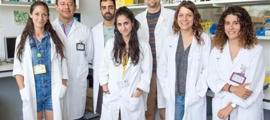 Miembros del Laboratorio de Reparación Neural y Biomateriales