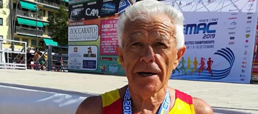 Juan López, tras quedar