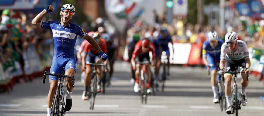 Décimo séptima etapa de La Vuelta a España 2019