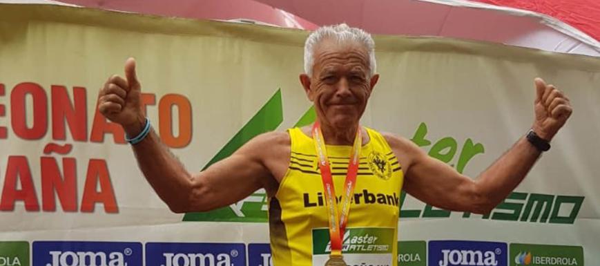 Juan López, la explicación de por qué es un campeón