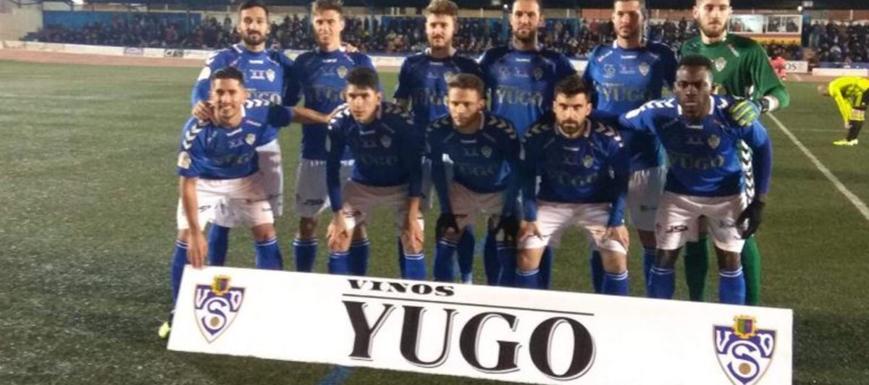 El Yugo Socuéllamos dio la cara ante el Zaragoza en la Copa