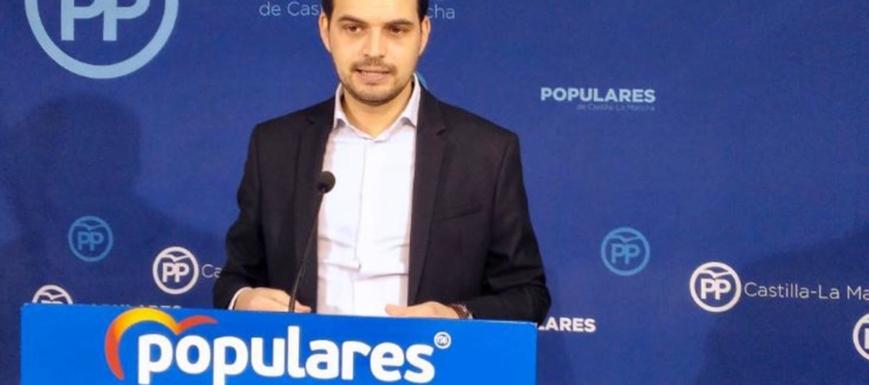 Santiago Serrano asegura que la alcaldesa de Talavera