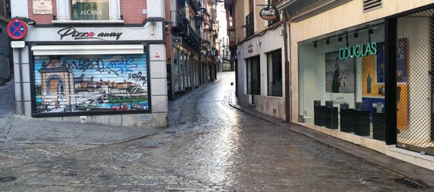 Toledo bajo el coronavirus